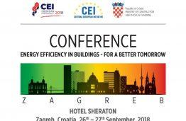 """Laboratorijos vadovas K. Banionis dalyvavo tarptautinėje konferencijoje """"Energy Efficiency in Buildings – for a Better Tomorrow"""""""